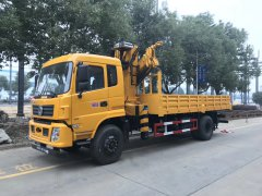 Dongfeng 4*2 LHD Euro 5 8tons knuckle tr