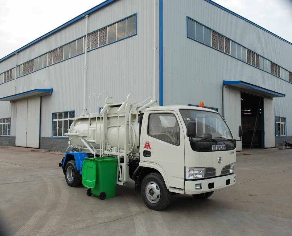 kitchen garbage truck for sales